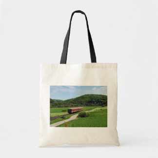 Tramcar with Ederbringhausen Tote Bag