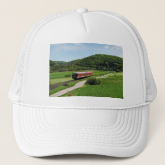 Tramcar with Ederbringhausen Trucker Hat