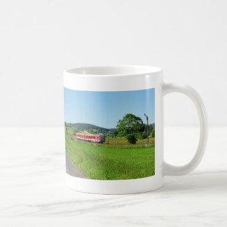 Tramcar with Muenchhausen Coffee Mug