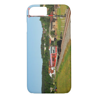 Tramcar with Muenchhausen iPhone 8/7 Case