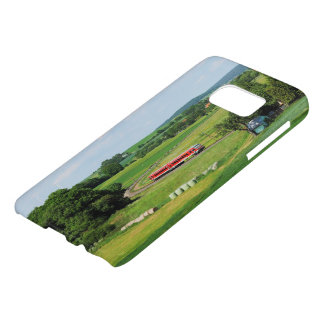 Tramcar with Muenchhausen Samsung Galaxy S7 Case