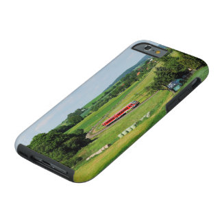 Tramcar with Muenchhausen Tough iPhone 6 Case