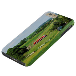 Tramcar with Muenchhausen Tough iPhone 6 Plus Case