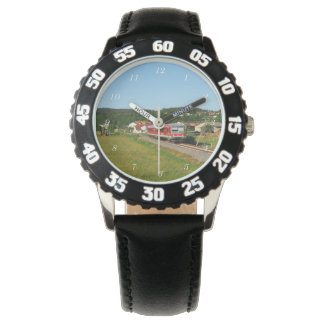 Tramcar with Muenchhausen Watch