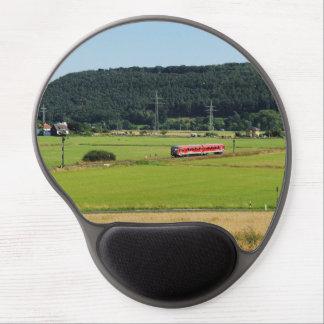 Tramcar with Sarnau Gel Mouse Pad