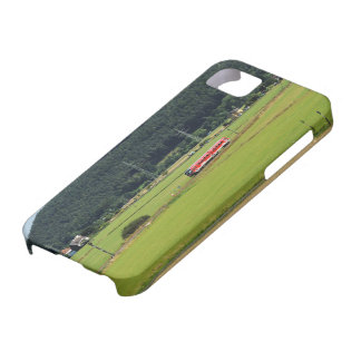 Tramcar with Sarnau iPhone 5 Cases