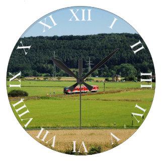 Tramcar with Sarnau Large Clock