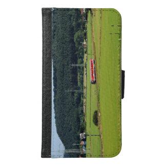 Tramcar with Sarnau Samsung Galaxy S6 Wallet Case