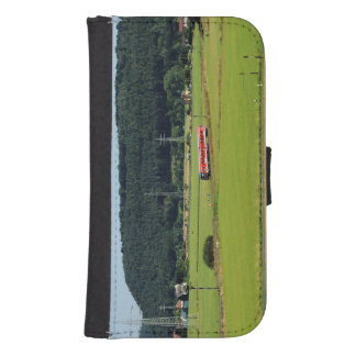 Tramcar with Sarnau Samsung S4 Wallet Case