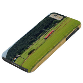 Tramcar with Sarnau Tough iPhone 6 Plus Case