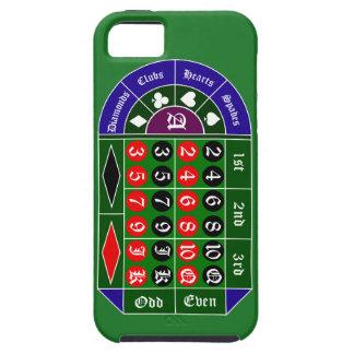 Tramp roulette iPhone 5 case