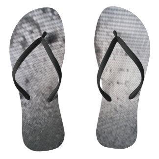 trampoline feet flip flops