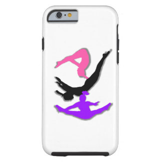 Trampoline gymnast tough iPhone 6 case