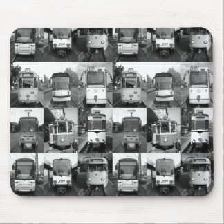 Trams Mouse Pad