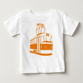 Tramway transportation electric baby T-Shirt