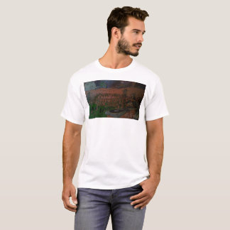 Trance Comic Planetarium T-Shirt