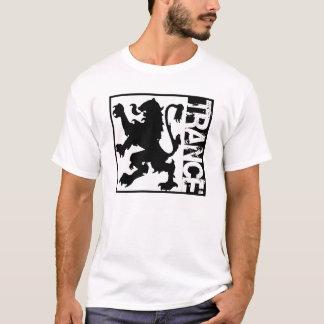 Trance Lion Black T-Shirt