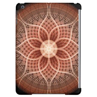 Trance Lotus Mandala Case For iPad Air