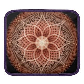 Trance Lotus Mandala iPad Sleeves