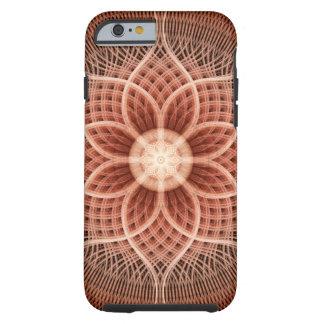 Trance Lotus Mandala iPhone 6 Case