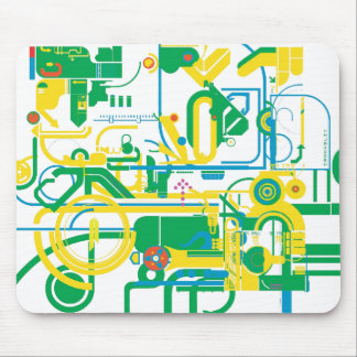 trance mix mousepad