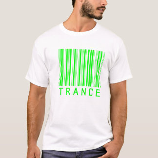 trance music barcod T-Shirt