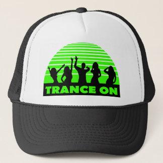 Trance on Dancers design Trucker Hat