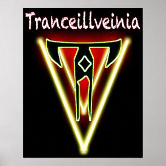 Tranceillveinia Official Poster (16x20)