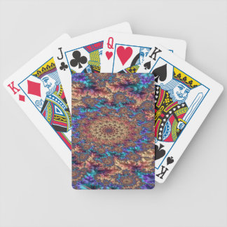 Trancendental Boundary of Sorrow Fractal design Bicycle Playing Cards