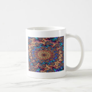 Trancendental Boundary of Sorrow Fractal design Coffee Mug