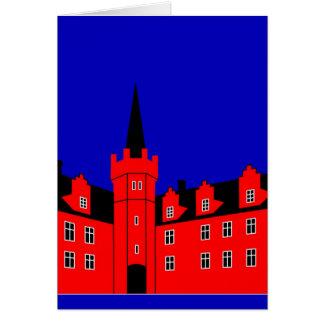 Tranekaer Palace Card