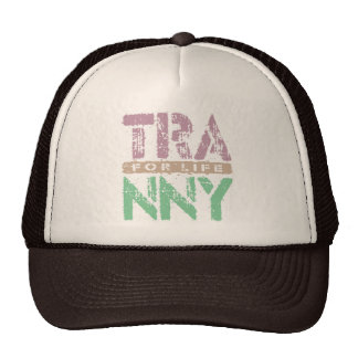 TRANNY For Life - Reliable Car Transmissions, Plum Trucker Hat