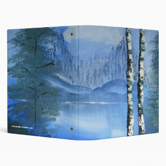 Tranquil Lake Binder