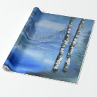 Tranquil Lake Wrapping Paper
