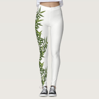 Tranquil Moments (TM) Bamboo Leggings green
