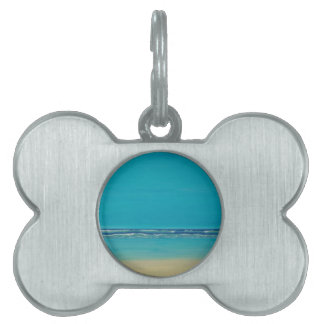 Tranquil. Pet Name Tags