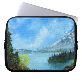 Tranquil Shores Laptop Computer Sleeve