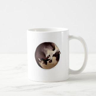 Tranquil Siamese Coffee Mug