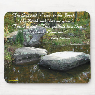 Tranquil Stream - Mousepad #2