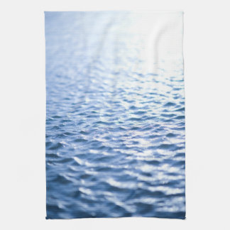 Tranquil Water Kitchen Towel - Customizable