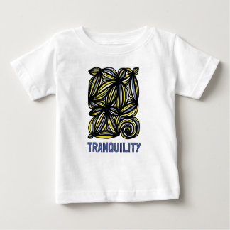 """""""Tranquility"""" Baby Fine Jersey T-Shirt"""