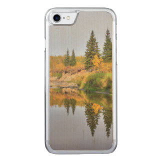 tranquility carved iPhone 8/7 case