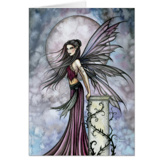 Tranquility Fairy Fantasy Art Card