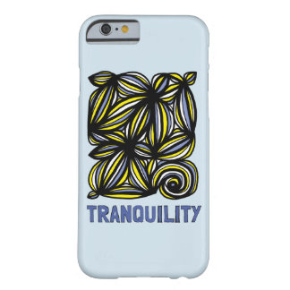 """Tranquility"" Glossy Phone Case"