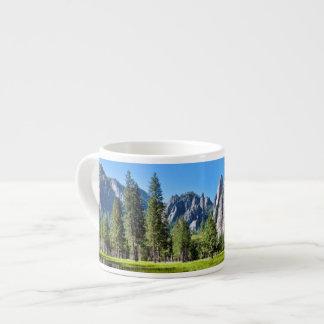 Tranquility In Yosemite Espresso Cup