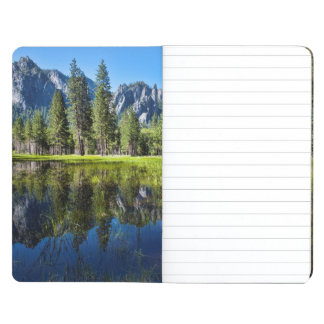 Tranquility In Yosemite Journals