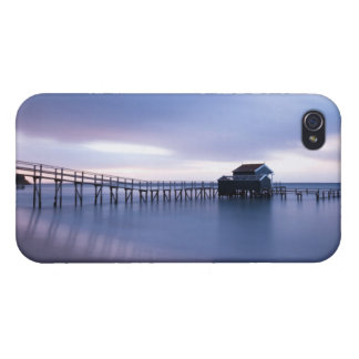 Tranquility iPhone 4/4S Cover