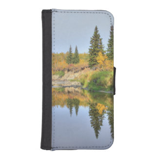 tranquility iPhone 5 wallet case