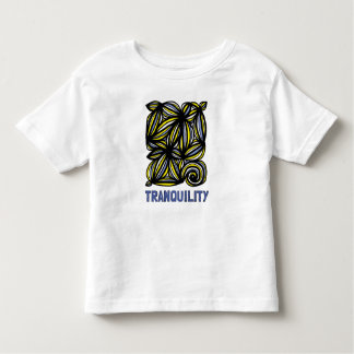 """""""Tranquility"""" Toddler Fine Jersey T-Shirt"""