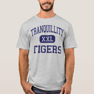 Tranquillity - Tigers - High - Tranquillity T-Shirt